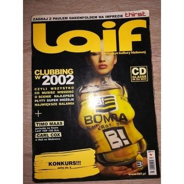 magazyn Laif - archiwalne numery