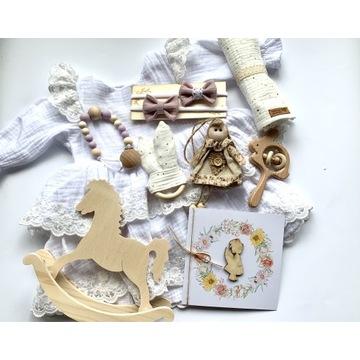 Box prezentowy dla dziecka maluszka niemowlaka