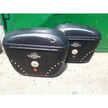 Kufry sakwy boczne