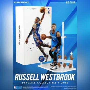 Russell Westbrook 1/9 Enterbay Motion NBA OKC