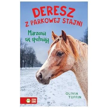 ZESTAW Książek Deresz z Parkowej Stajni - Tuffin O