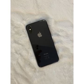 Apple Iphone XS 64 GB Space Gray + etui Apple