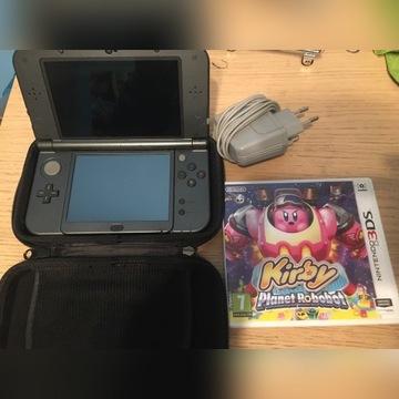 New Nintendo 3DS XL + Kirby planet robobot