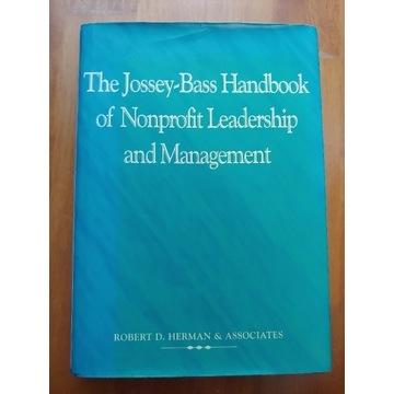 The Jossey-Bass Handbook of Nonprofit Leadership