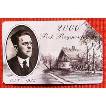 KT 844 - 2000 Rok Reymontowski
