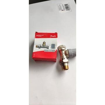 Zawór termostatyczny DANFOSS 1/2 prosty 013G0004