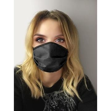 Maska streetwear czarna