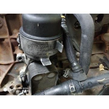 Peugeot 5008 Obudowa filtra oleju 9685997780