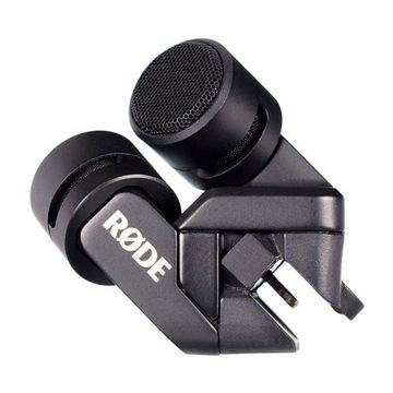 Mikrofon stereo Rode i-XY do iPhone lightening