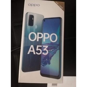 Oppo A53 4+64GB / Nowy/ Zafoliowany/ Gwarancja