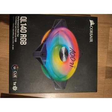 Wentylator RGB Corsair QL140