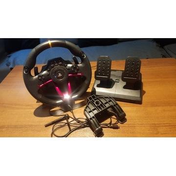 HORI Kierownica Wyścigowa Bezprzewodowa PS4 i PC