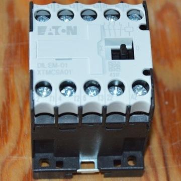 EATON stycznik DILEM-01  XTMC9A01F cewka 230V 4kW