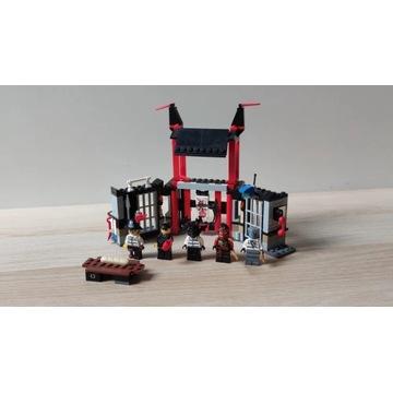 LEGO 70591 Ninjago Ucieczka z więzienia Kryptariu