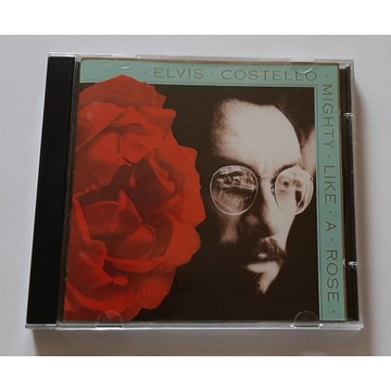 "ELVIS COSTELLO ""Mighty Like A Rose"" CD"