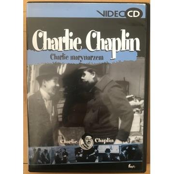 Charlie Chaplin - Charlie marynarzem - vcd