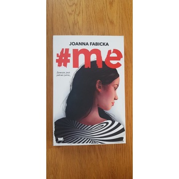 Książka #ME Joanna Fabicka