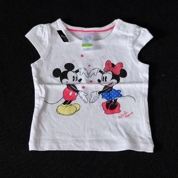 Koszulka C&A dla dziewczynki 62
