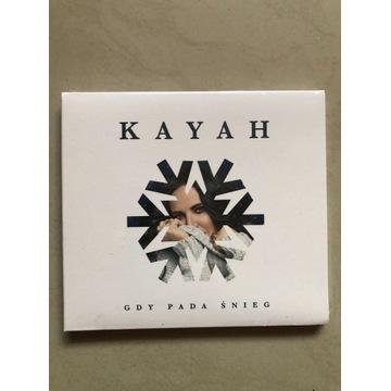 Kayah - Gdy pada śnieg CD