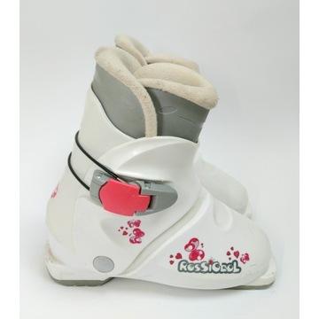 Buty narciarskie dla dziewczynki Rossignol