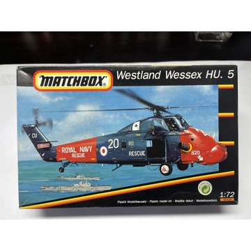 Matchbox 1:72 Westland Wessex HU.5