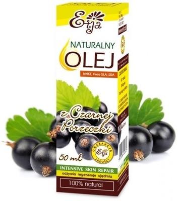 Etja Naturalny Olej z Czarnej Porzeczki