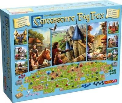 Bard Carcassonne Big Box
