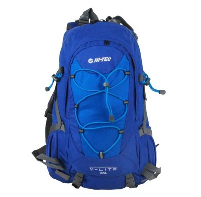 Plecak turystyczny Hi-Tec Aruba 35l niebieski