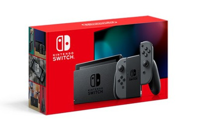 Konsola Nintendo Switch Joy-Con v2 Szary 2019