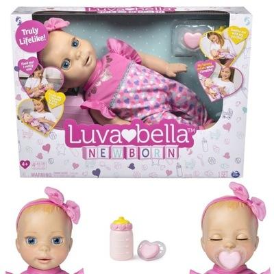 SPIN MASTER New Born bábiku Luvabella 6047317