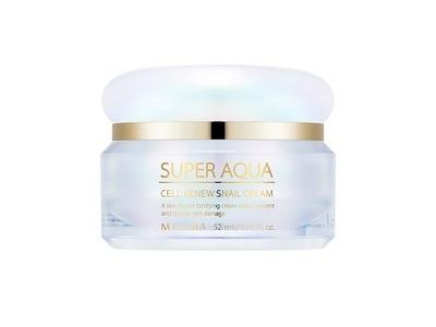 Missha Super Aqua nawilżający krem do twarzy 52 ml