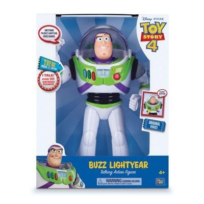 TOY STORY 4 Mówiący Buzz Astral 30cm 64069