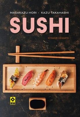Sushi w.4 Masakazu Hori, Kazu Takahashi RM