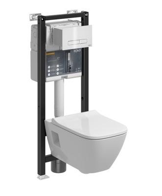комплект ??? скрытого монтажа туалет  Technic GT Modo 7w1