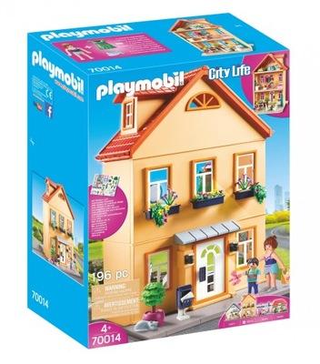 Playmobil City Life Mój miejski domek 70014