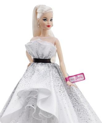 Bábika Kolektor je 60-te narodeniny Barbie FXD88