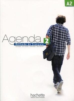Agenda 2 Podręcznik ucznia z płytą CD poziom A2