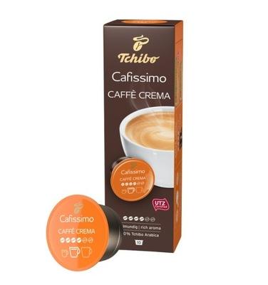 капсулы Tchibo Caffe Crema Aroma Rich 10 штук .
