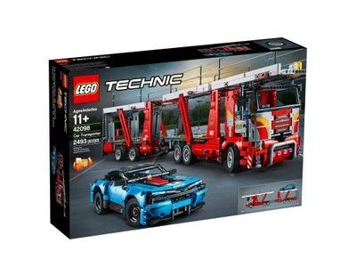 Predám LEGO Technic Ťahanie kamión 42098