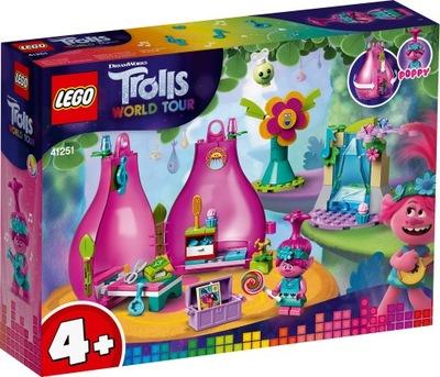 Lego Trolls Owocowy domek Poppy 41251