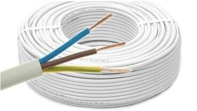 Drôty, káble, RUŽOVÁ, 3x1. 5 kábel je 100 MB. 1937