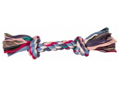 Игрушка  собака шнурок хлопковый 40см