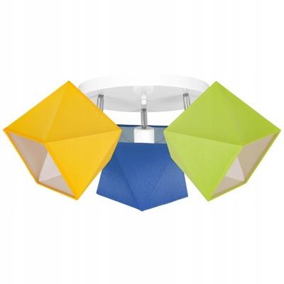 Потолочный светильник люстра для детей для LED ЦВЕТА