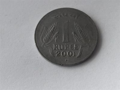 [6911] Индия 1 индийская 2001 года.  . 3