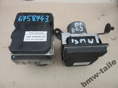 BMW E60 насос ABS DSC 6769707 6769709 6758743 VAT