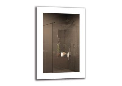 зеркало ванной LED 40х60 см | премиум M1ZP-50