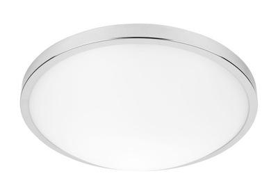 SOĽ dome svetlo 30 Chrome, stropné lampy kolo E27