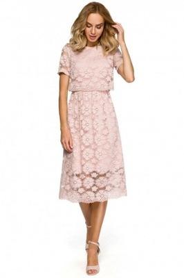 af233b38 Nowa koronkowa sukienka Top Secret S - 7294221690 - oficjalne ...