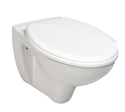 WC misa - WC misa TAURUS 2 zavesená 36x54,5 cm