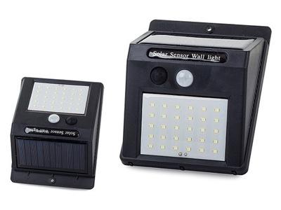 солнечная лампа 30 LED SMD ДАТЧИК движения И в СУМЕРКАХ